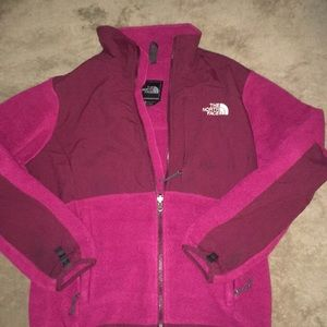 The North Face woman's Denali jacket
